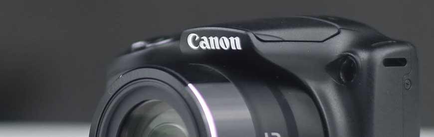 Prosumer Canon
